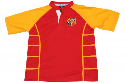 Carre's Grammar - Carre Rugby Top