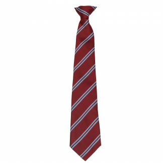 William Alvey Clip-on Tie