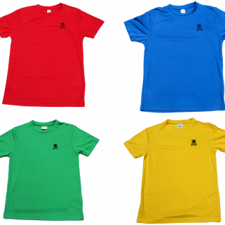 William Alvey PE Tops - 4 Colours