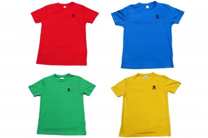 William Alvey PE Tops - 4 Colours