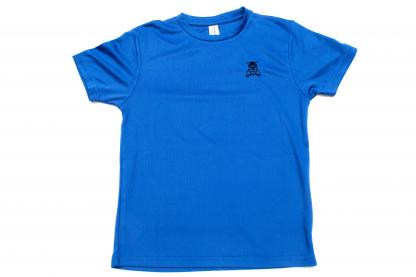 Blue Top Full - William Alvey PE T-Shirt