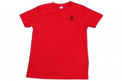 Red Top Full - William Alvey PE T-Shirt