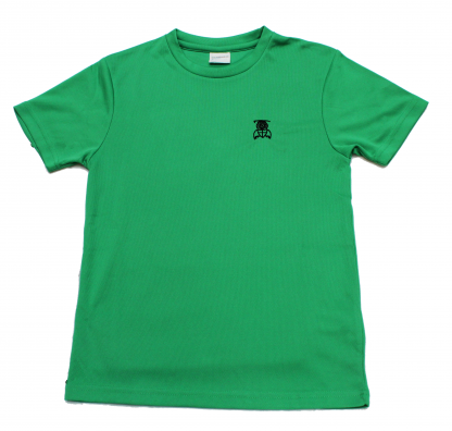 Green Top - William Alvey PE T-Shirt