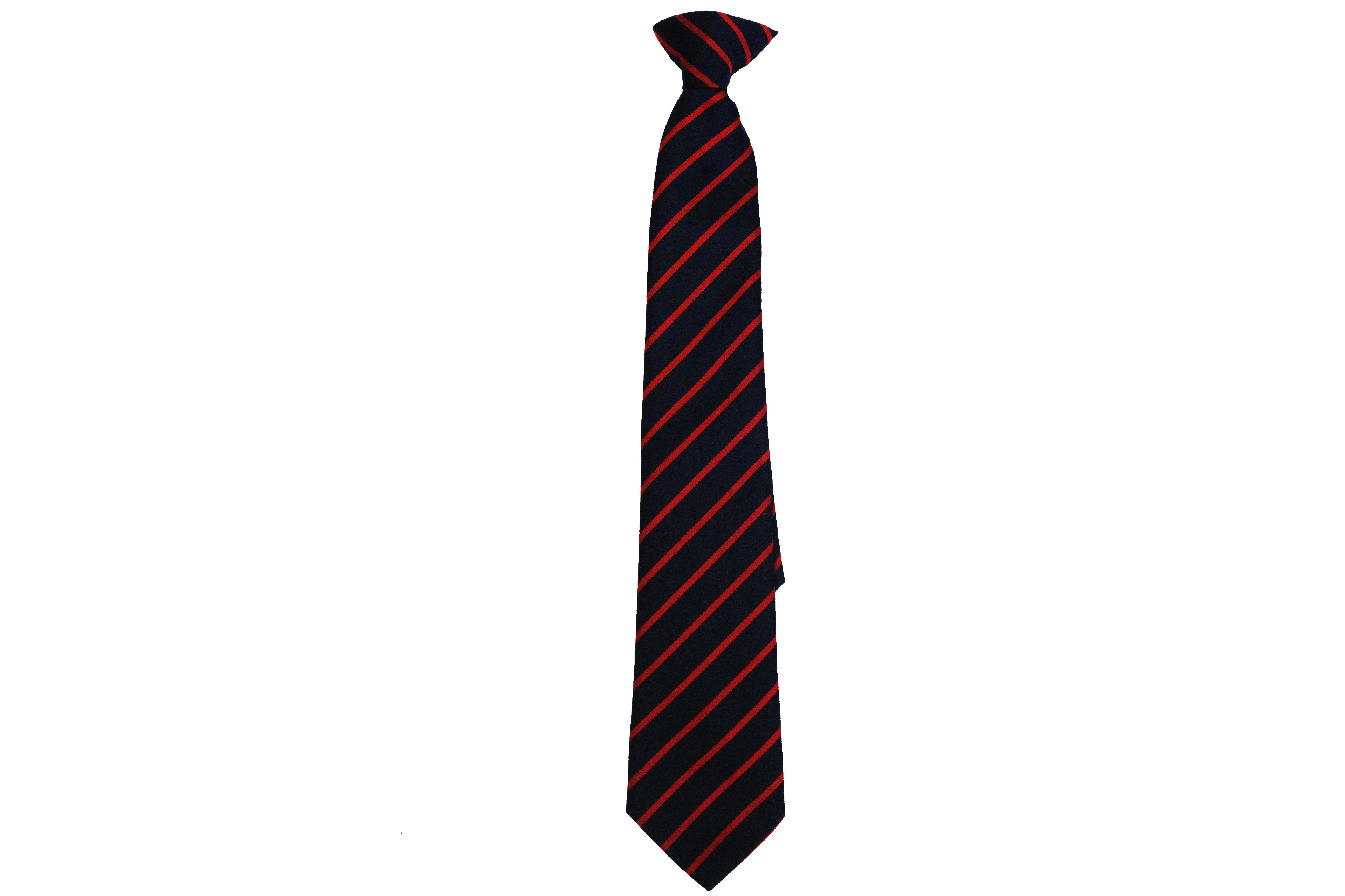 SWRA Tie - Dragoon - Red