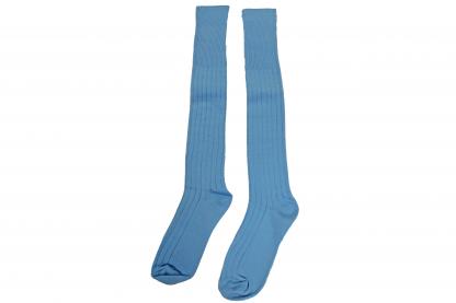 St George's Academy - Plain Sky Blue Football Socks